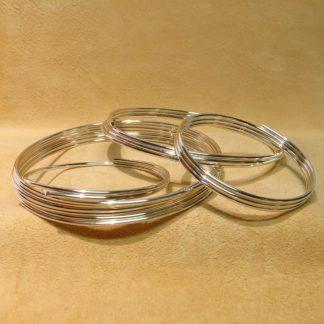 Silver Wire Coils